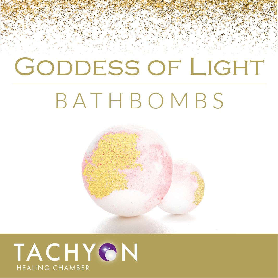 Goddess of Light Bath Bombs | x2 Large