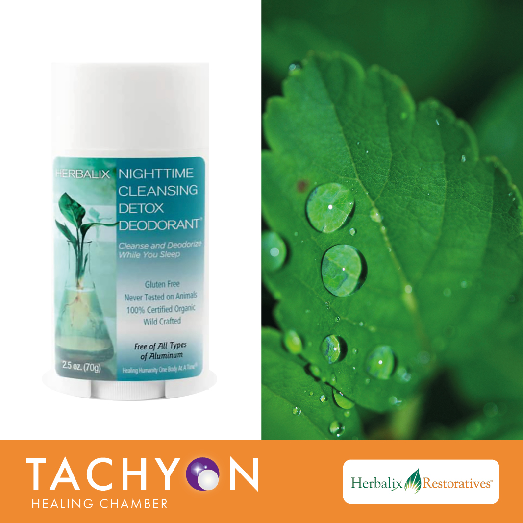 Herbalix Night-time Cleansing Detox Deodorant