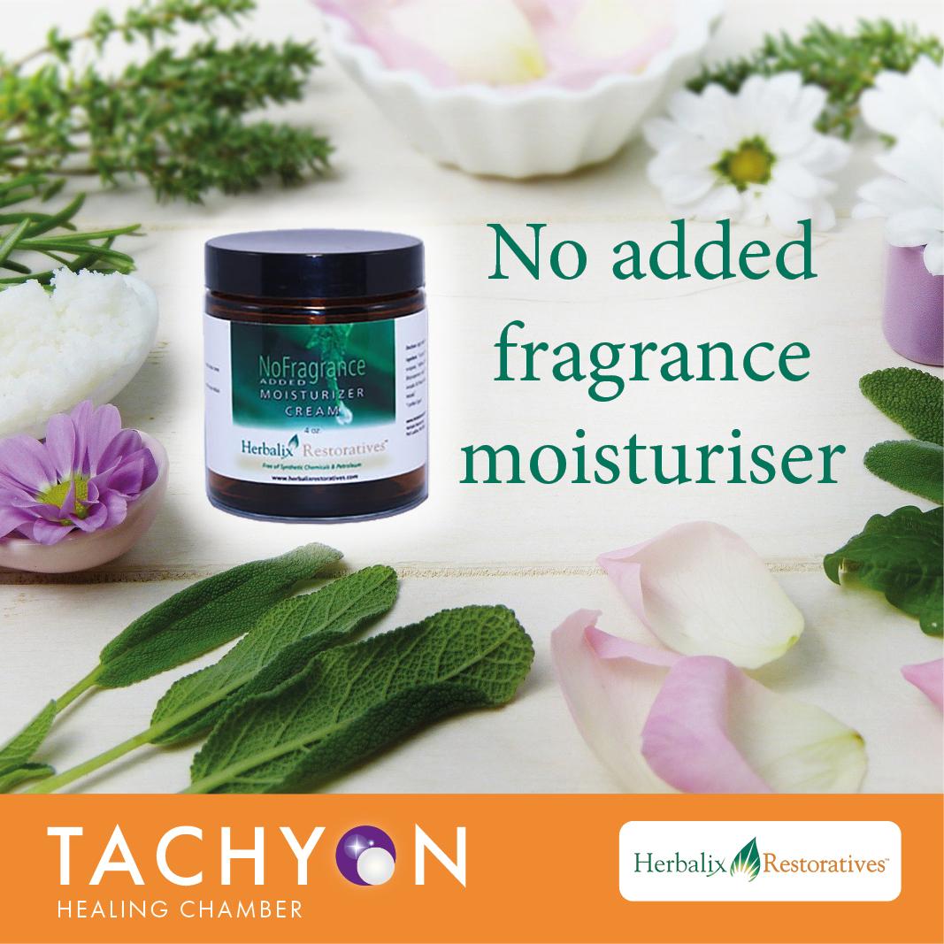 Herbalix Moisturiser Cream - No Added Fragrance