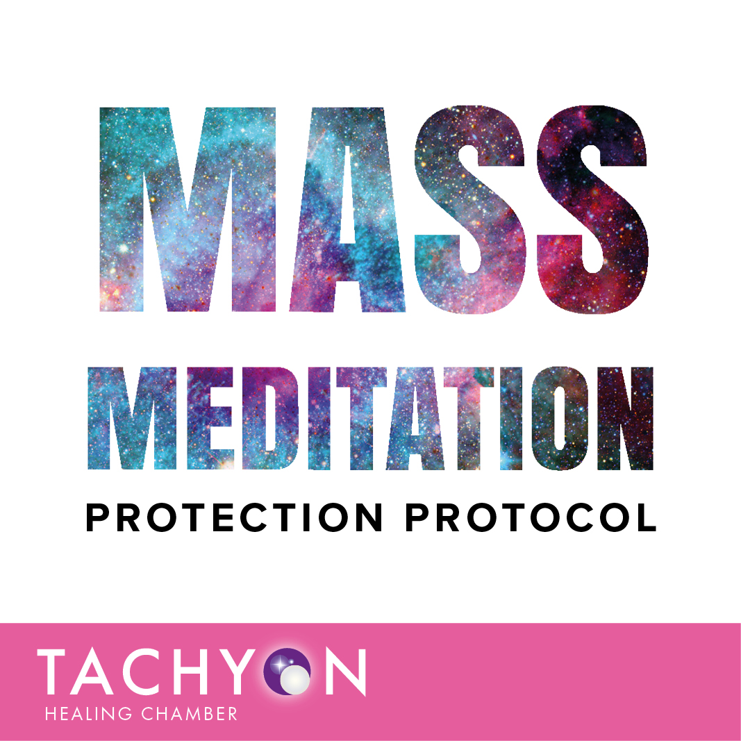 Mass Meditation Protection Protocol