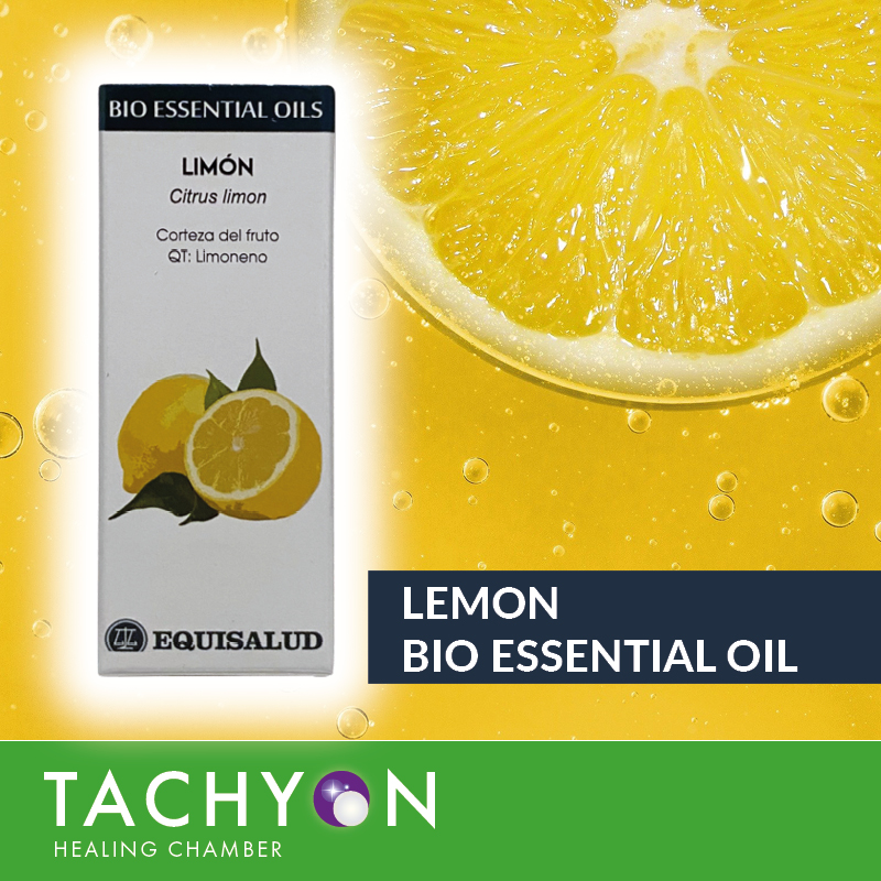Bio Essential Oil LEMON 10ml