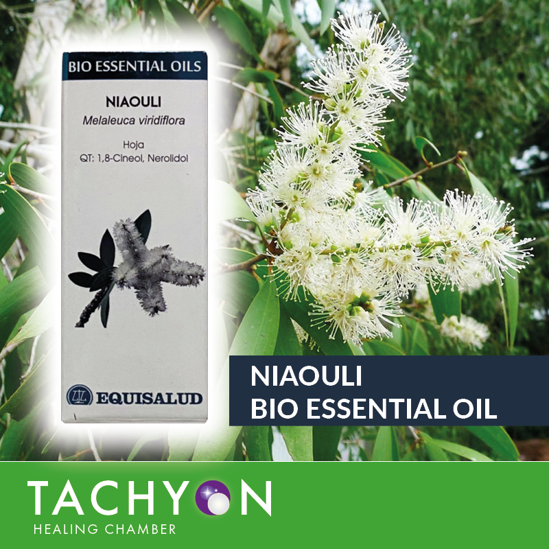 Bio Essential Oil NIAOULI 10ml