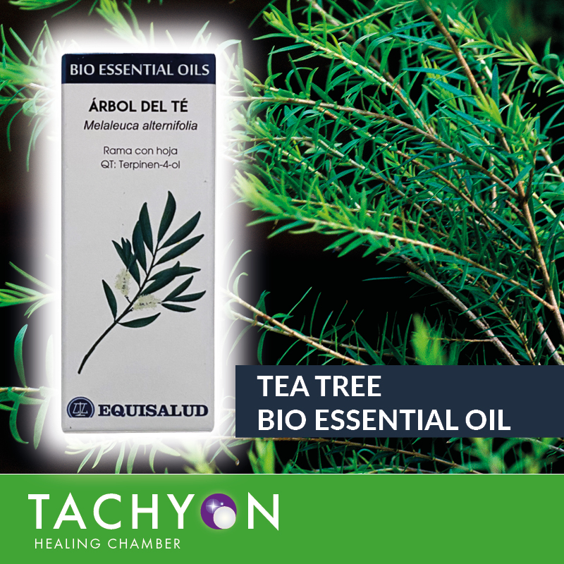 Bio Essential Oil TEA TREE 10ml