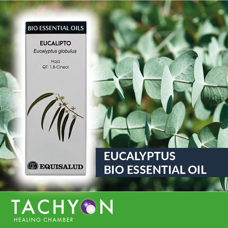 Bio Essential Oil EUCALYPTUS 10ml