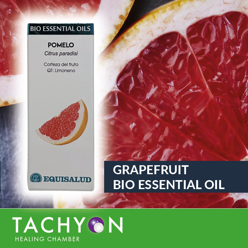 Bio Essential Oil GRAPEFRUIT 10ml