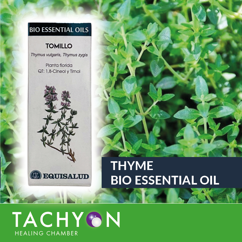 Bio Essential Oil THYME 10ml