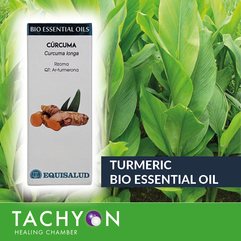 Bio Essential Oil TURMERIC 10ml