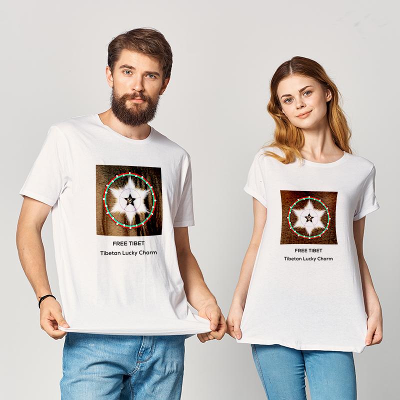 Tibetan Lucky Charm T-Shirt