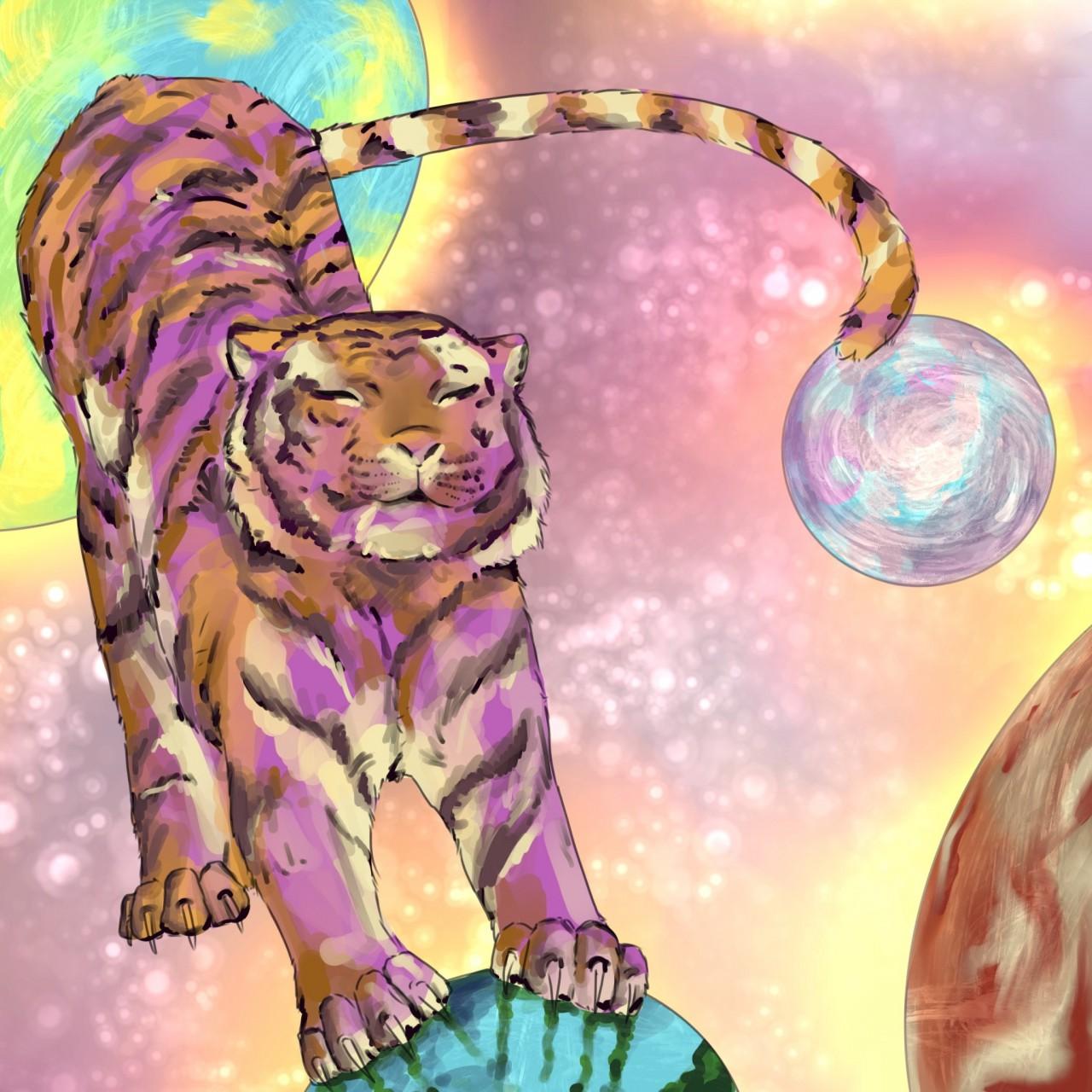 Tiger Spin